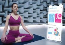 """""""Lifully"""" è un'app che aiuta a respirare bene e vivere meglio"""