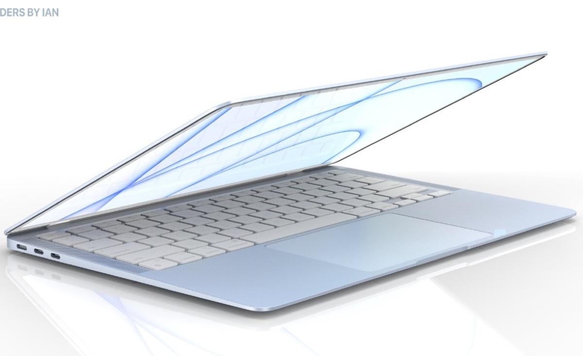Apple porterà i colori degli iMac M1 anche nei MacBook Air