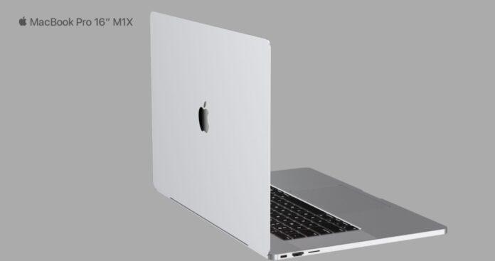 MacBook Pro 2021 è spettacolare nei render di un designer italiano