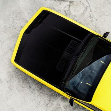 La mitica Opel Manta diventa elettrica