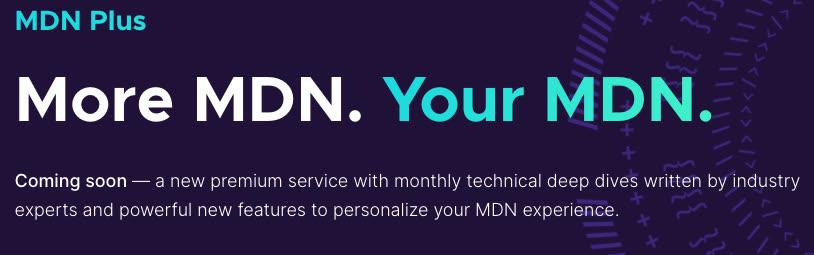 Mozilla, una sezione delle risorse sul sito sarà a pagamento