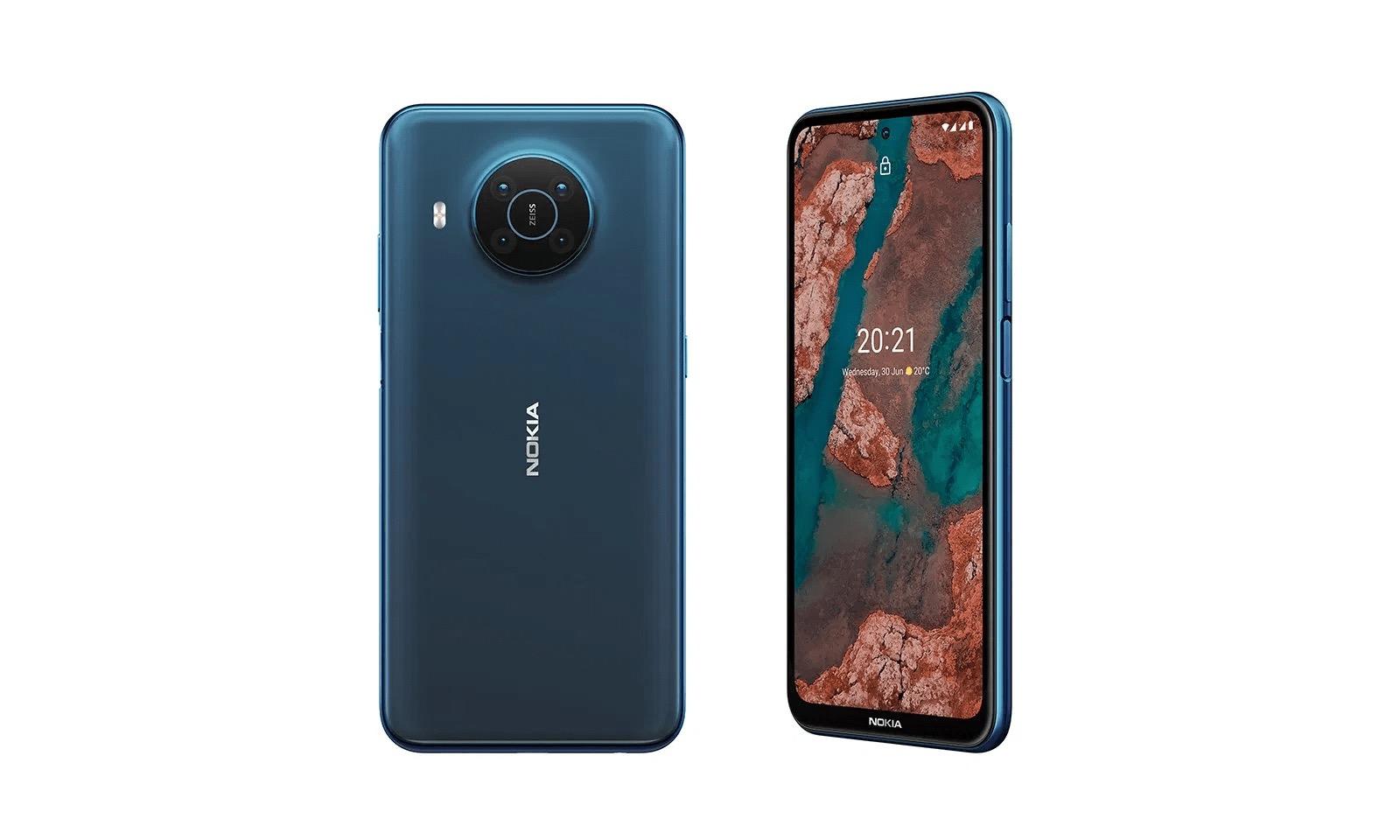 Nokia X20 da oggi disponibile in Italia a 399 euro