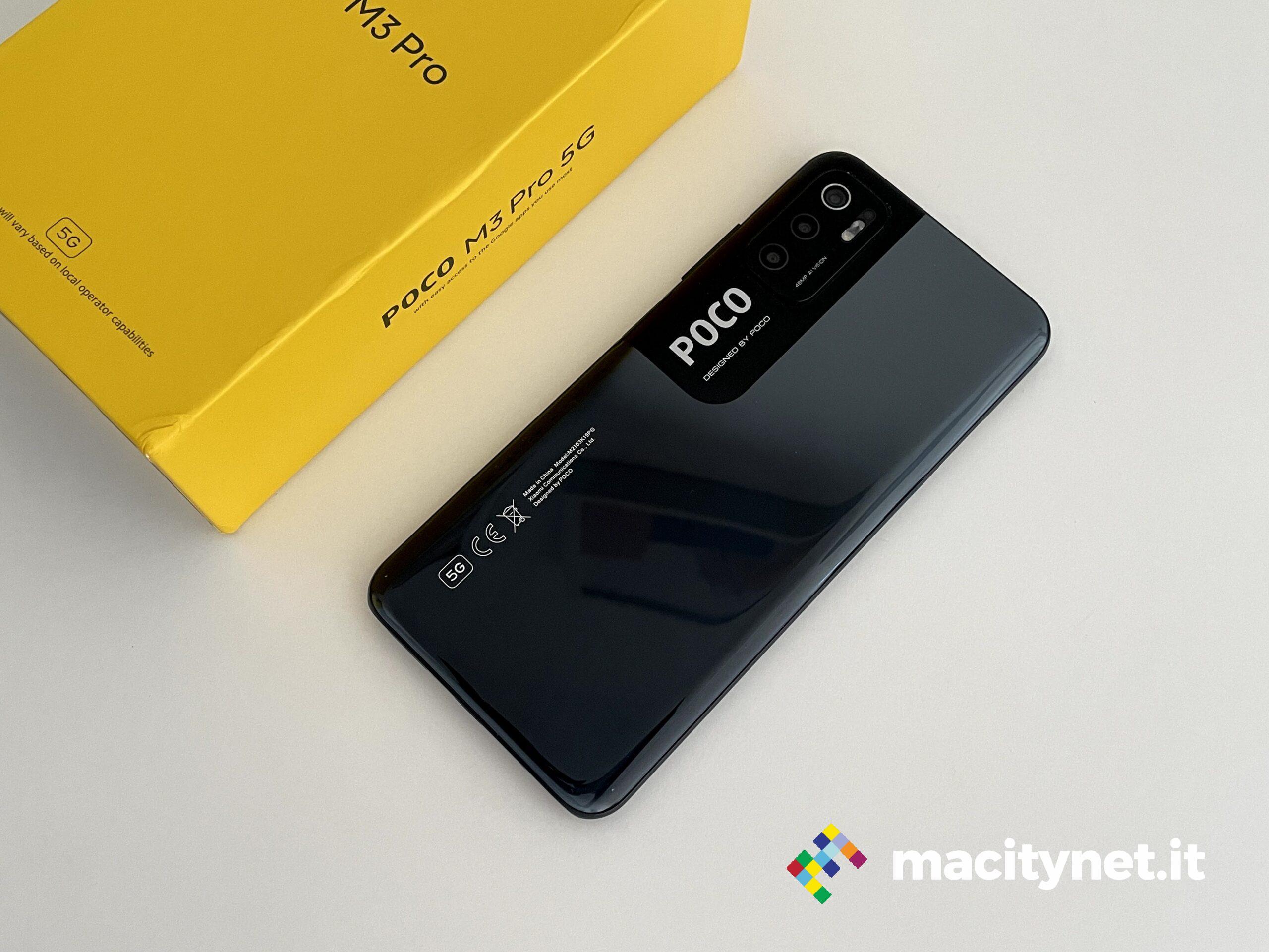 Recensione Poco M3 Pro 5G