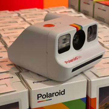 Ecco le Polaroid Go, l'istantanea diventa mignon