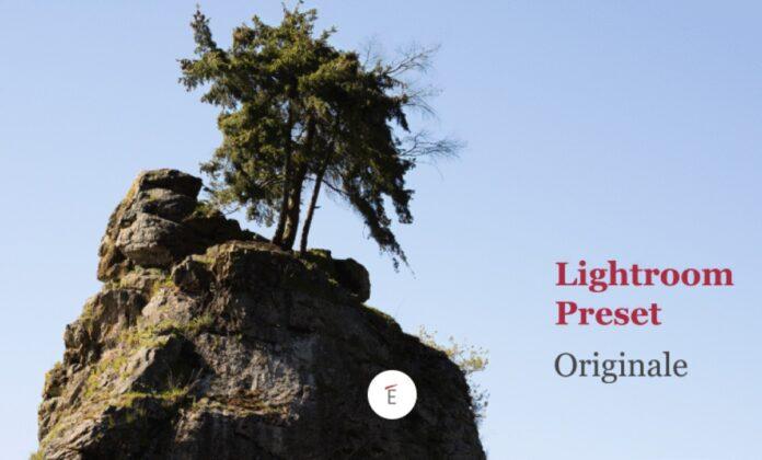 Cosa è un preset di lightroom?