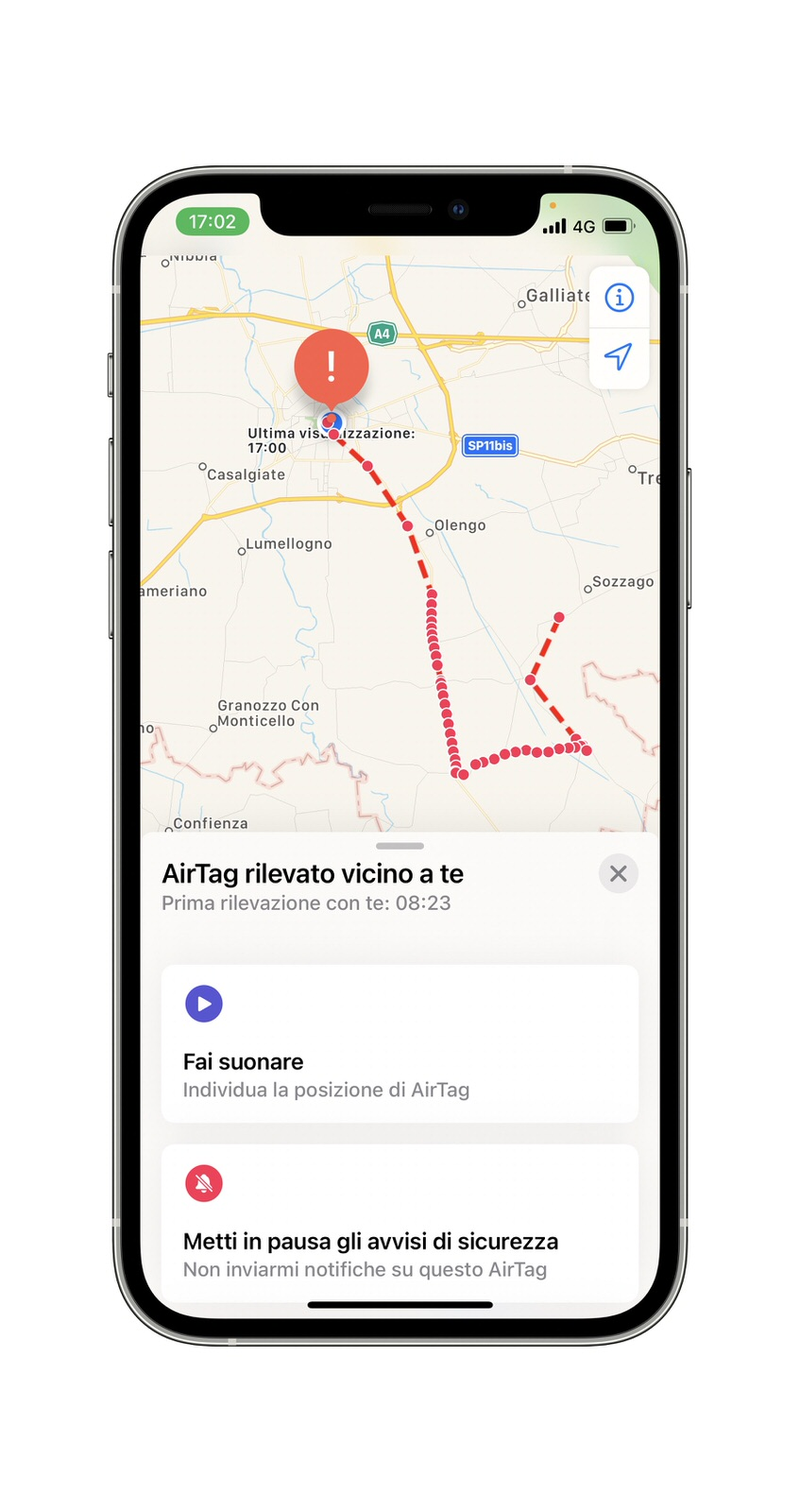 Recensione AirTag, non potete perdervelo se avete un iPhone