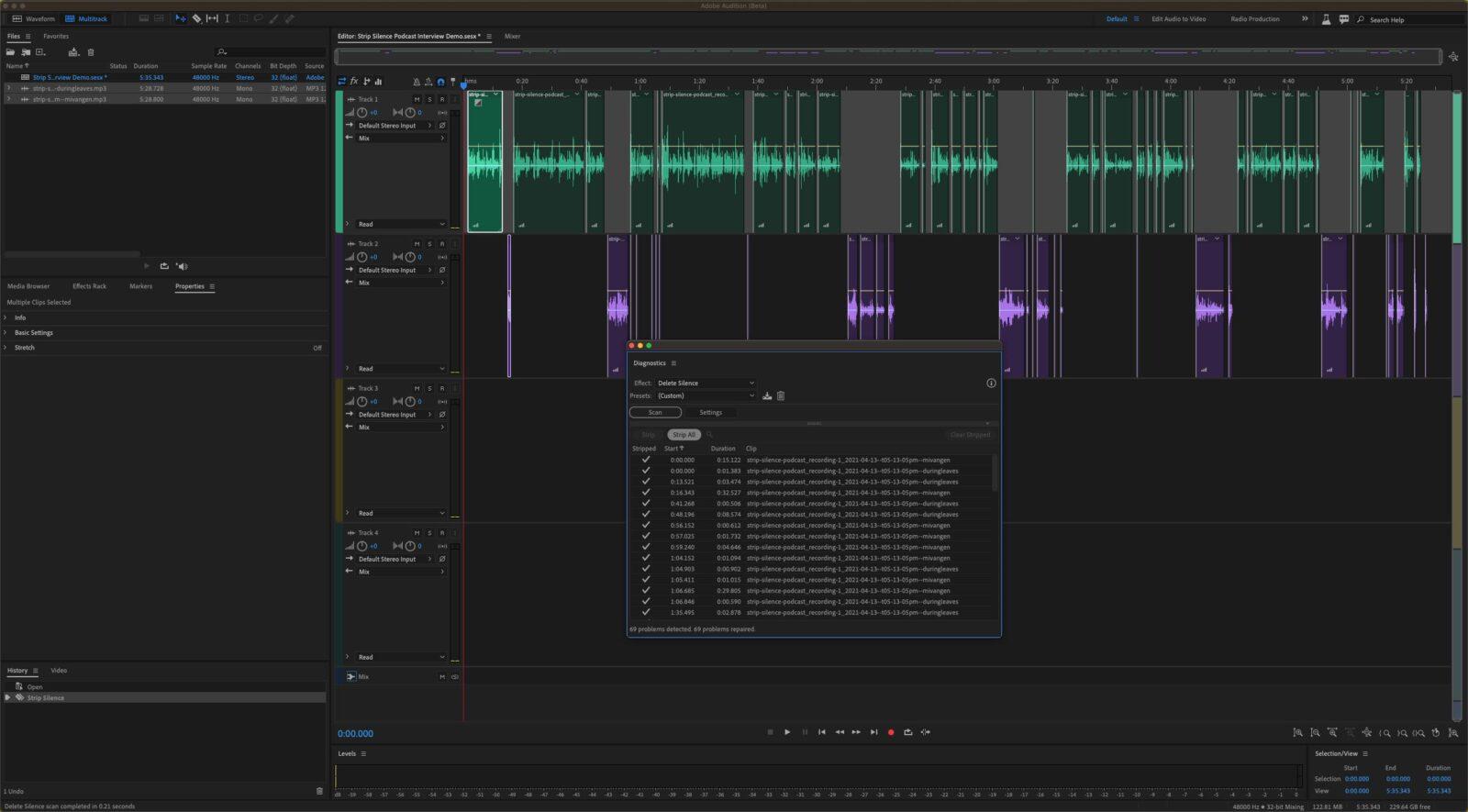 Adobe Audition ora è un'applicazione nativa per i Mac M1
