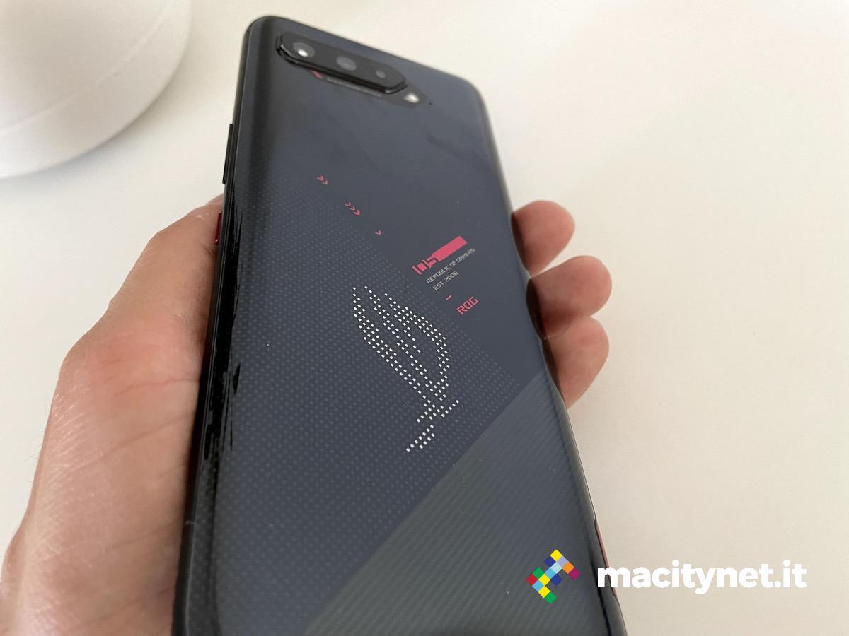 Recensione Asus ROG Phone 5