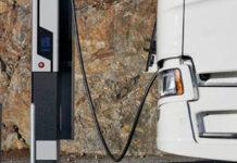 Raccolta rifiuti con veicoli elettrici a Copenaghen