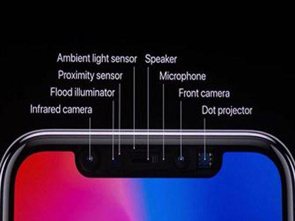 Apple userà sensori Face ID più piccoli in iPhone e iPad