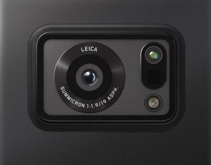Sharp Aquos R6 ha un sensore gigante da un pollici ed è Leica