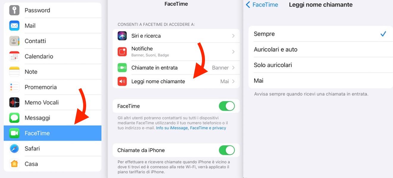 Rispondere alle chiamate su iPhone e iPad senza dire Ehi Siri
