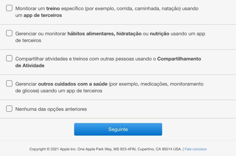 Apple Watch, Cupertino indaga per capire nuove funzioni per la salute desiderate dagli utenti