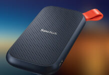 Recensione SSD portatile SanDisk