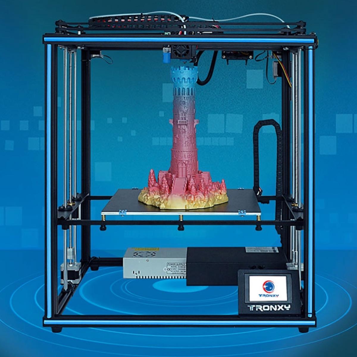 stampante 3d tronxy