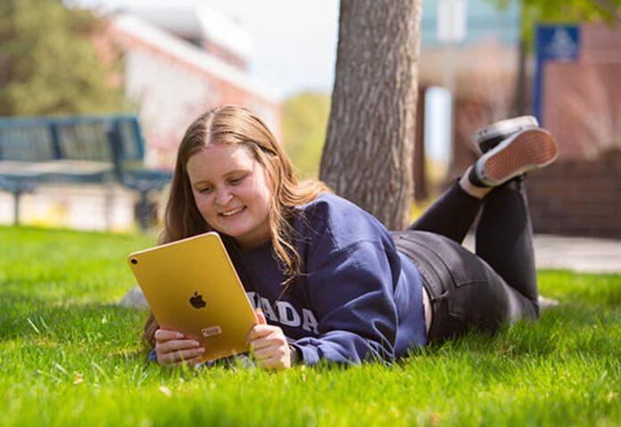 L'Università del Nevada fornirà iPad a tutte le matricole