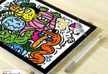 """doodroo: la pellicola effetto carta nata su iPad è """"Designed for Microsoft Surface"""""""