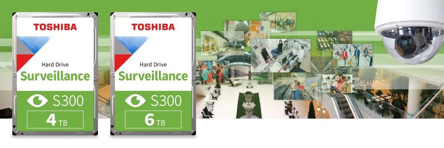 Toshiba potenzia gli hard disk per la videosorveglianza