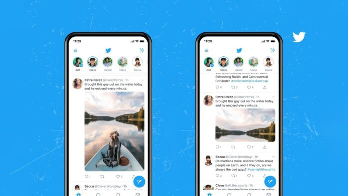 Twitter mostra immagini più grandi su iPhone
