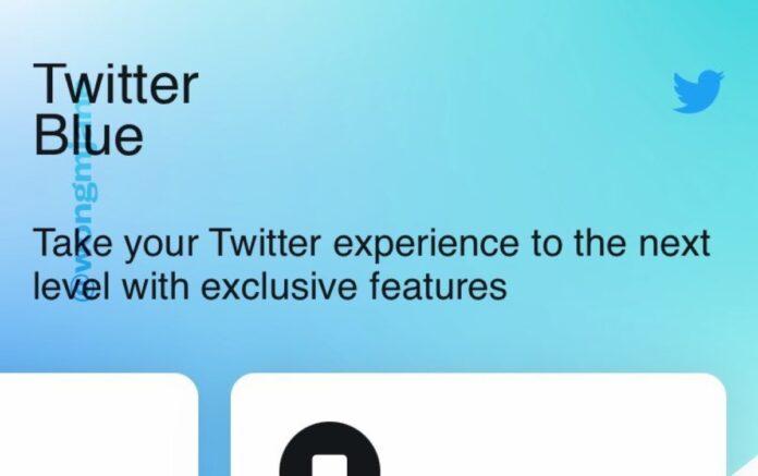 Twitter Blue, in arrivo l'abbonamento da 2,99 al mese