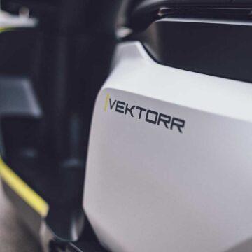 Vektorr è lo scooter elettrico di Husqvarna