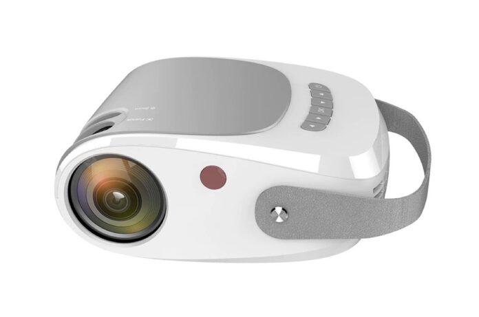 Vivicine V5, videoproiettore a valigetta in offerta con codice a 75,33 euro