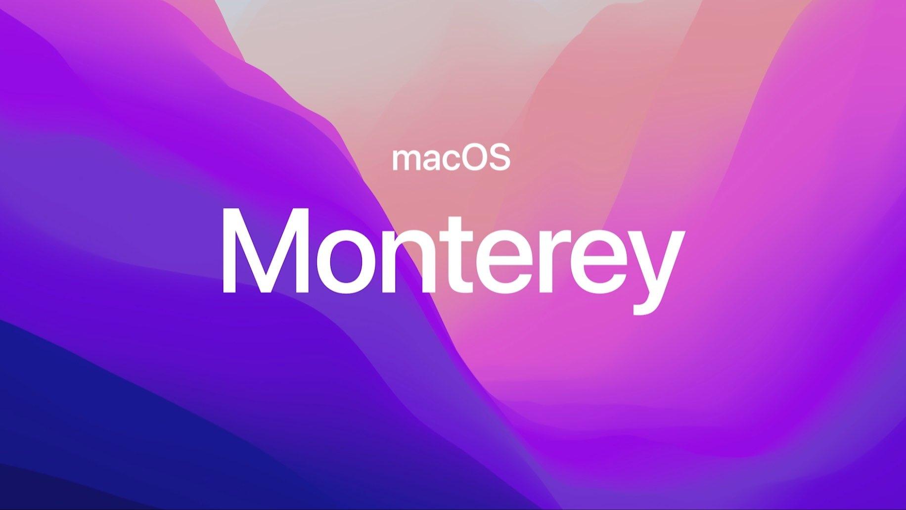macOS Monterey è ufficiale, svelato alla WWDC 21