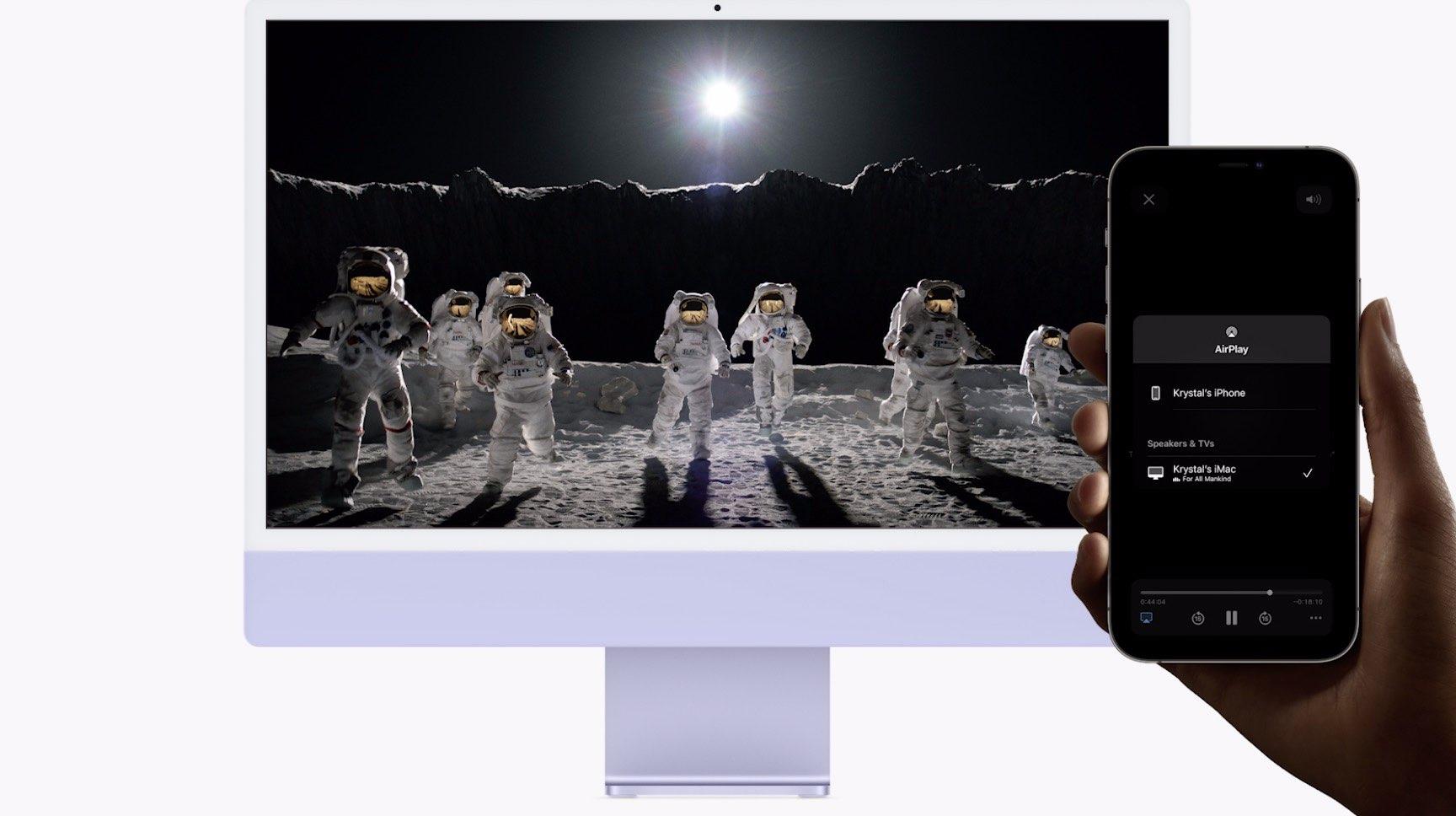 Apple presenta macOS Monterey