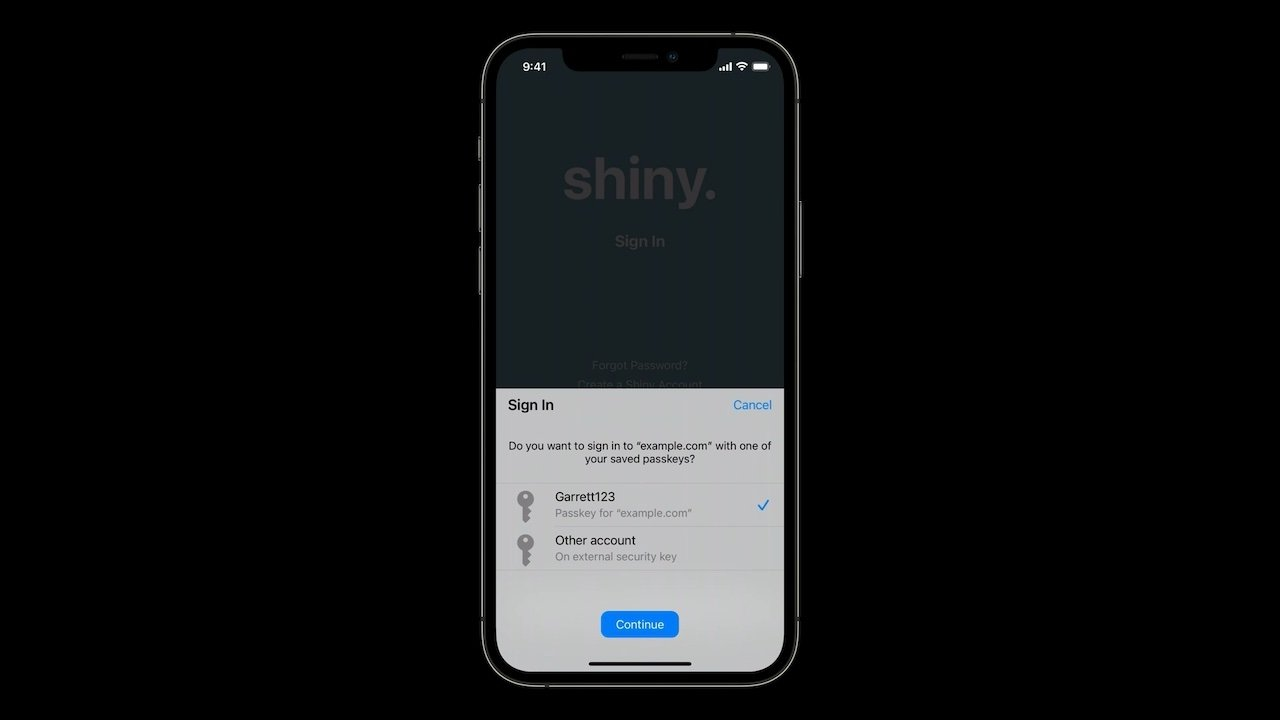 Mai più password: Apple vuole risolvere una volta per tutte il problema