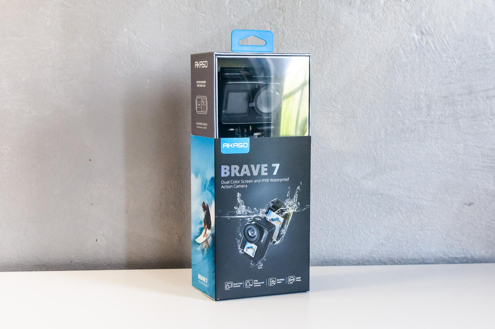 Recensione Akaso Brave 7, l'arma accessibile per affrontare l'infinito (e oltre)