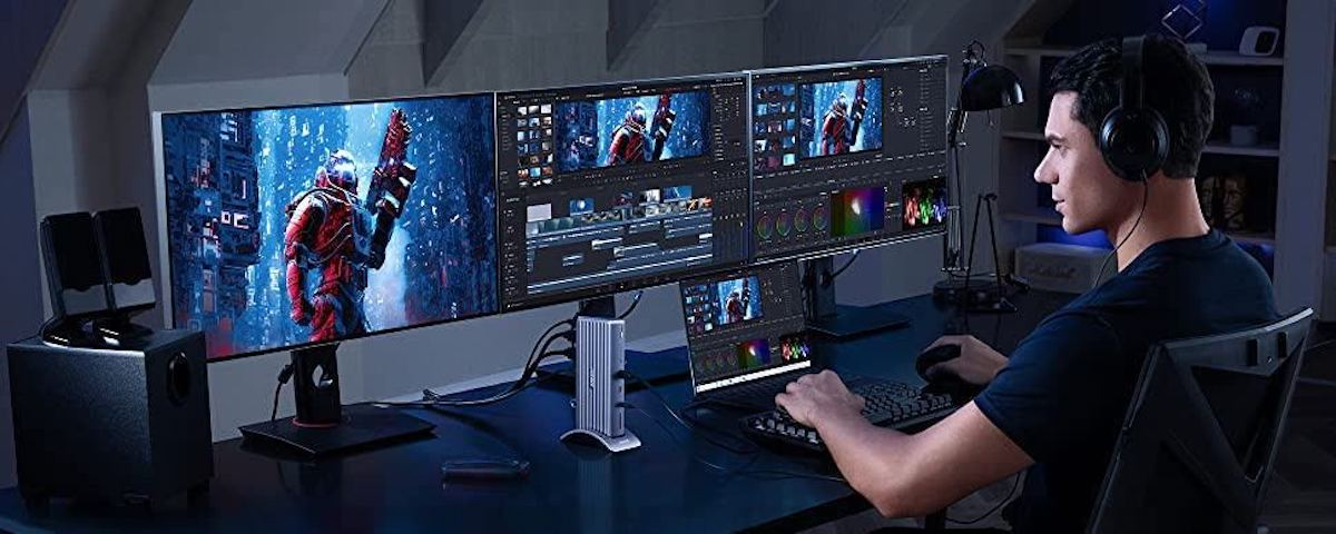 Anker Apex Thunderbolt 4 è una docking station perfetta per i Mac Intel
