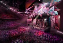 Nasce YouTube Theatre, un'arena di tre piani e 6.000 posti a sedere