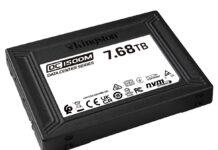 Kingston DC1500M è l'SSD con specifiche top per data center
