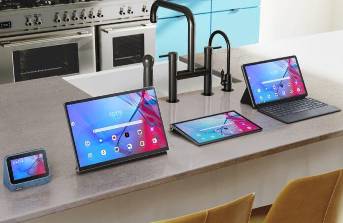 Le novità di Lenovo al MWC 2021