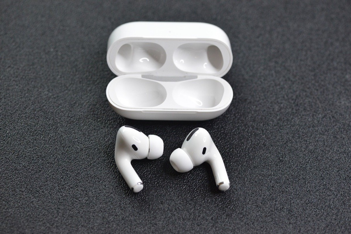 airpods udito