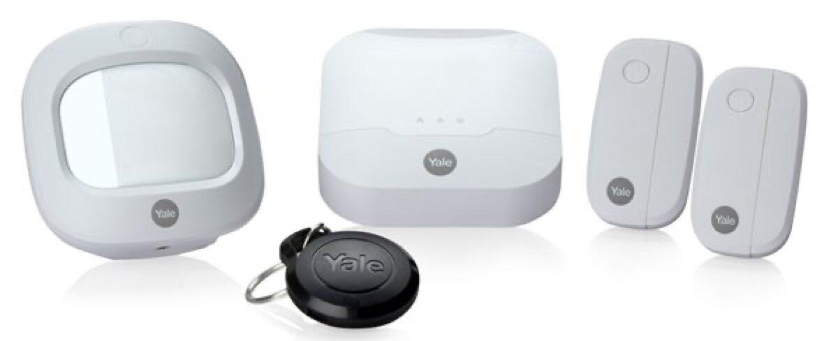 Arriva Sync Smart Home Yale, l'allarme con tutte le integrazioni possibili