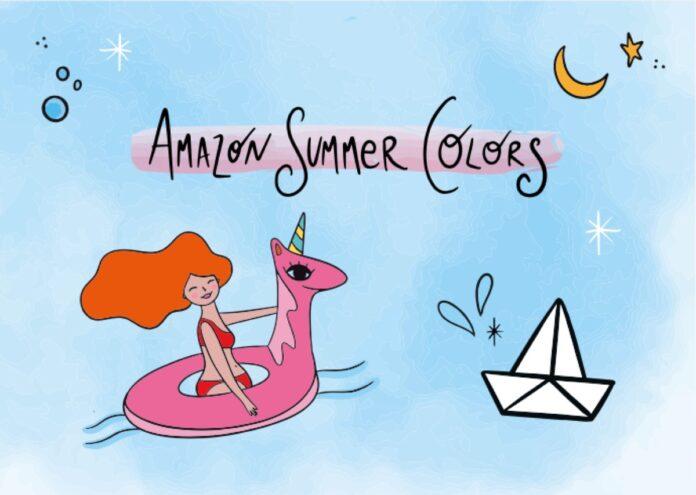 Amazon Summer Colors