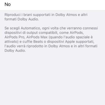 Apple Music ora supporta Audio Spaziale e Lossless Audio