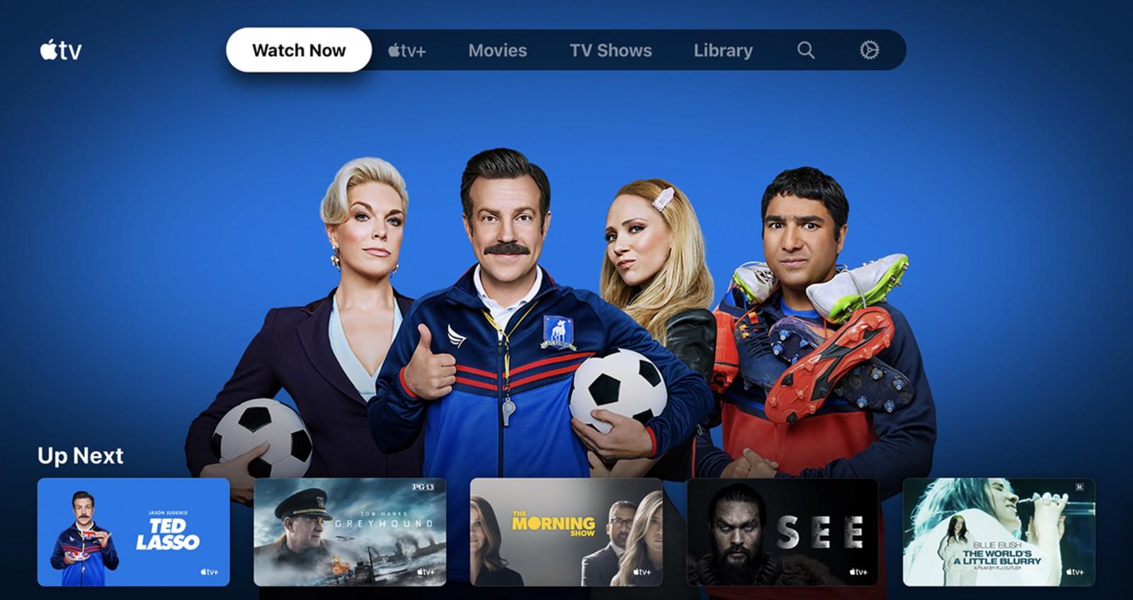 L'app Apple TV ora è disponibile su Nvidia Shield