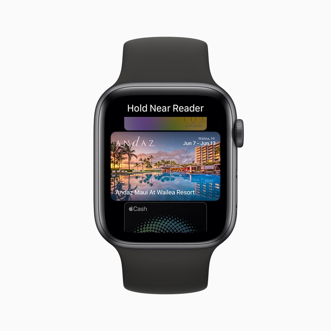 Patente e carta di identità nel Wallet di Apple Watch con watchOS 8