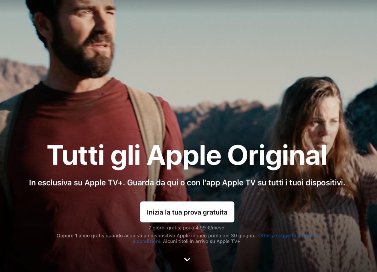 Apple TV+, la prova gratuita sta per fin …