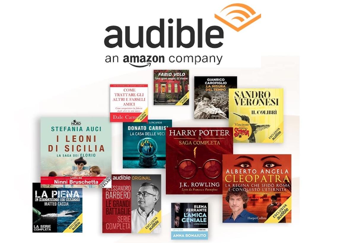 Audible, i podcast e gli audiolibri da ascoltare a giugno