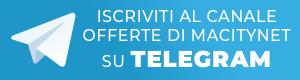 Il canale offerte di macitynet su Telegram