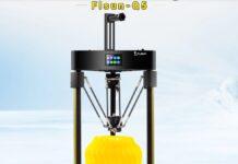 Flsun Q5, la stampante 3D auto livellamento e scheda 32bit in offerta a