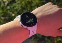 Garmin Forerunner 55 è lo smart watch per chi ama la corsa