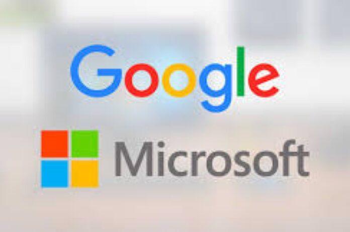 Tra Google e Microsoft finisce la tregua sulle cause legali