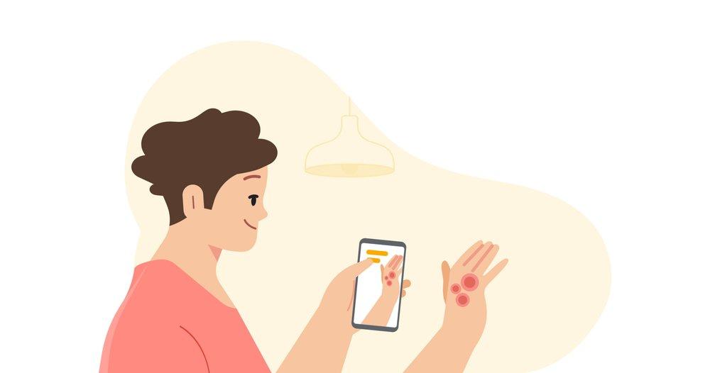 Nuova app di Google per diagnosi patologie dermatologiche in arrivo in Europa
