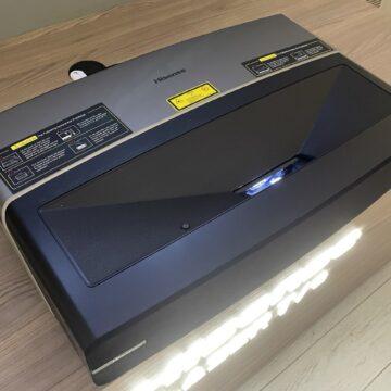 hisense laser tv 120 4