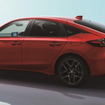La nuova generazione Civic di Honda