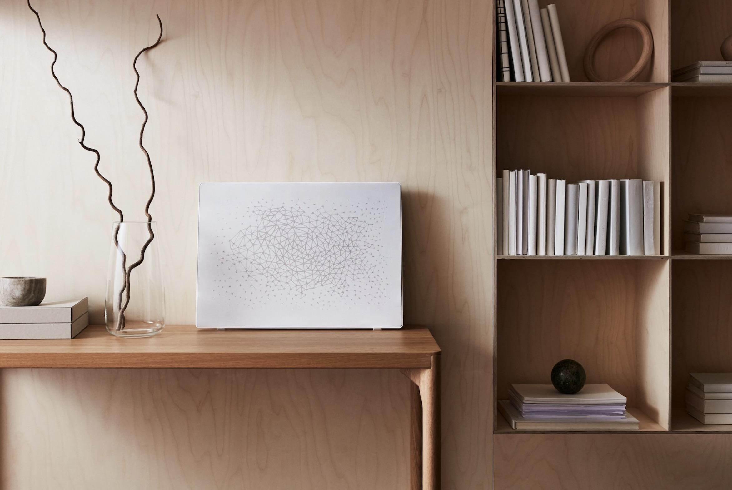 La cassa Wi-Fi SYMFONISK di IKEA e Sonos incornicia il suono dell'arte